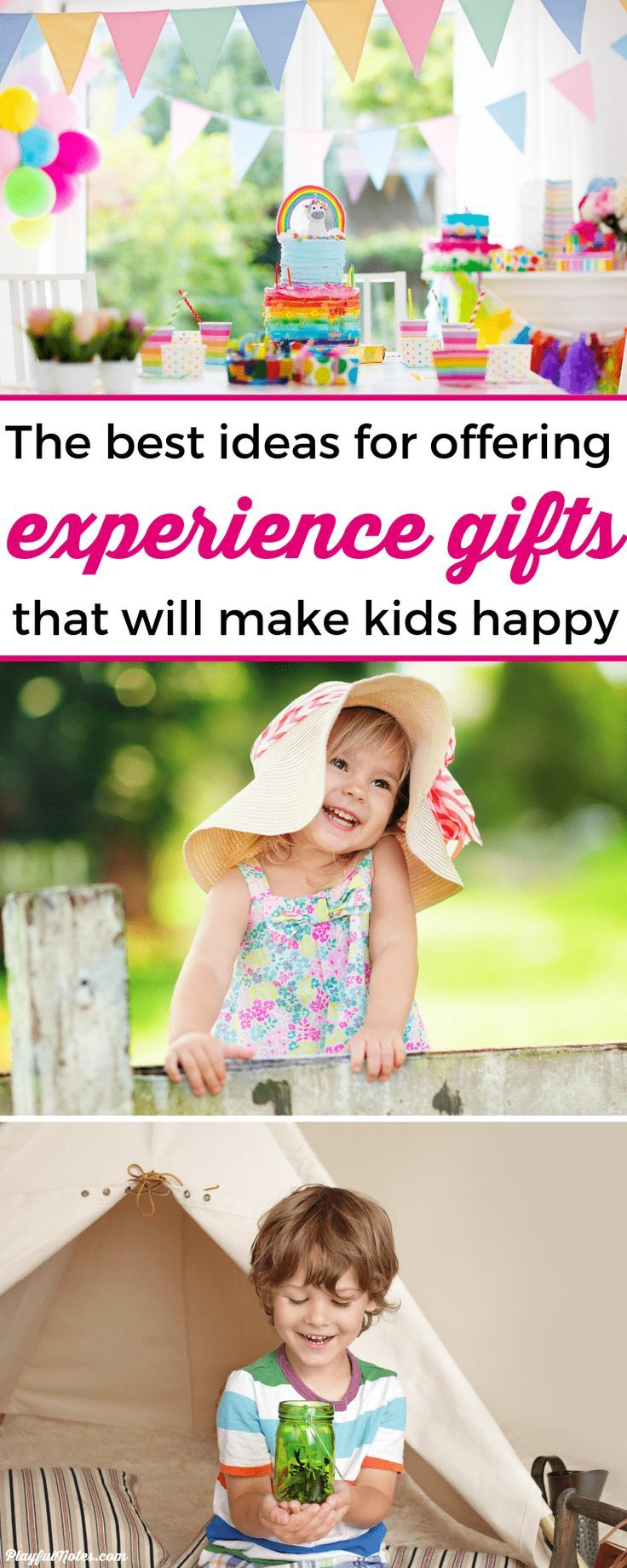 Check Out A List Of Awesome Ideas For Offering Experience Gifts To
