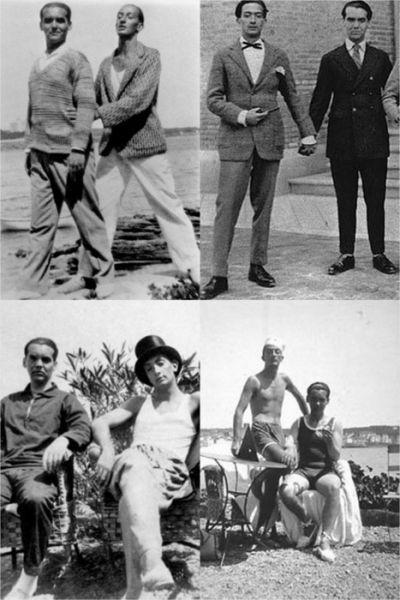 salvador dali and frida kahlo relationship