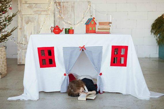 Spielhaus Tischtuch, nautische Spielhaus spielen, Zelt, Tisch-Zelt, outdoor-Spielzeug, Startseite Spielhaus, Stoff Spielhaus, Mädchen Spiel Zelt, jungen