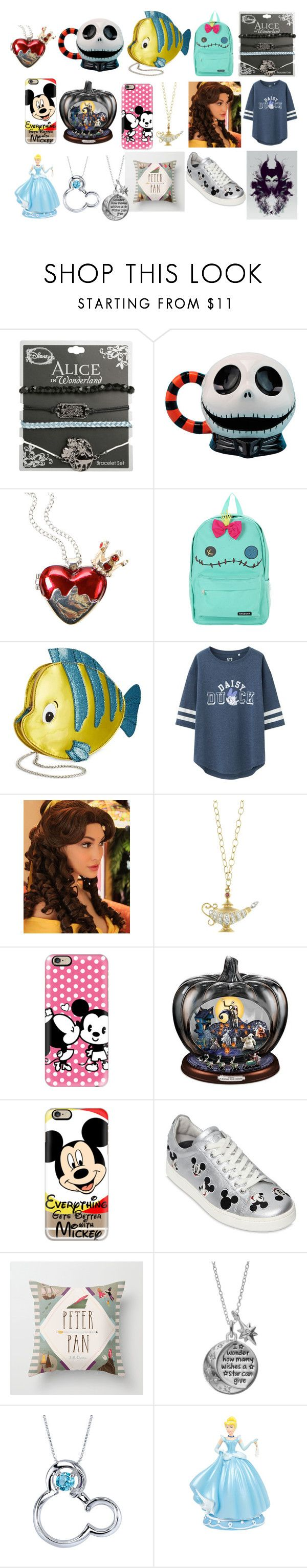 """Disney favorite of october"" by ory-olivia on Polyvore featuring Disney, Danielle Nicole, Uniqlo, Cathy Waterman, Casetify et MOA Master of Arts"