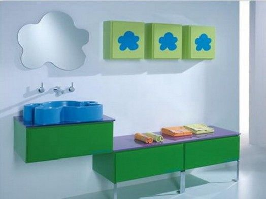 Amazing Kids Bathroom Furniture Designs By Laufen | Kidsomania Part 76