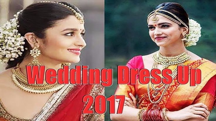 Bollywood Best  wedding Dress up  Style in 2017