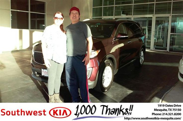 https://flic.kr/p/NsnQS7 | #HappyBirthday to Nikisha from Mike Stanton at Southwest Kia Mesquite! | deliverymaxx.com/DealerReviews.aspx?DealerCode=VNDX