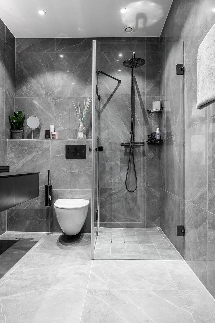 Blue Velvet Sofa And Bold Bedrooms Modern Apartment In Stockholm Bathroom Interior Design