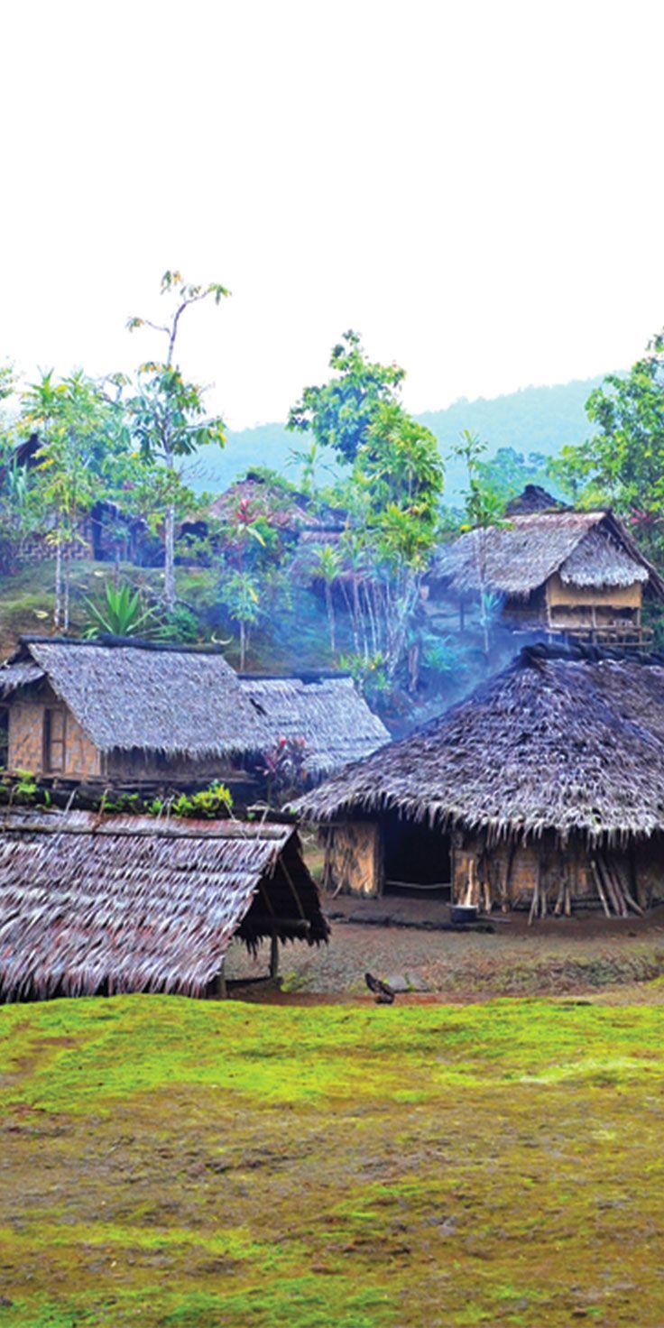 Espiritu Santo Village in Vanuatu