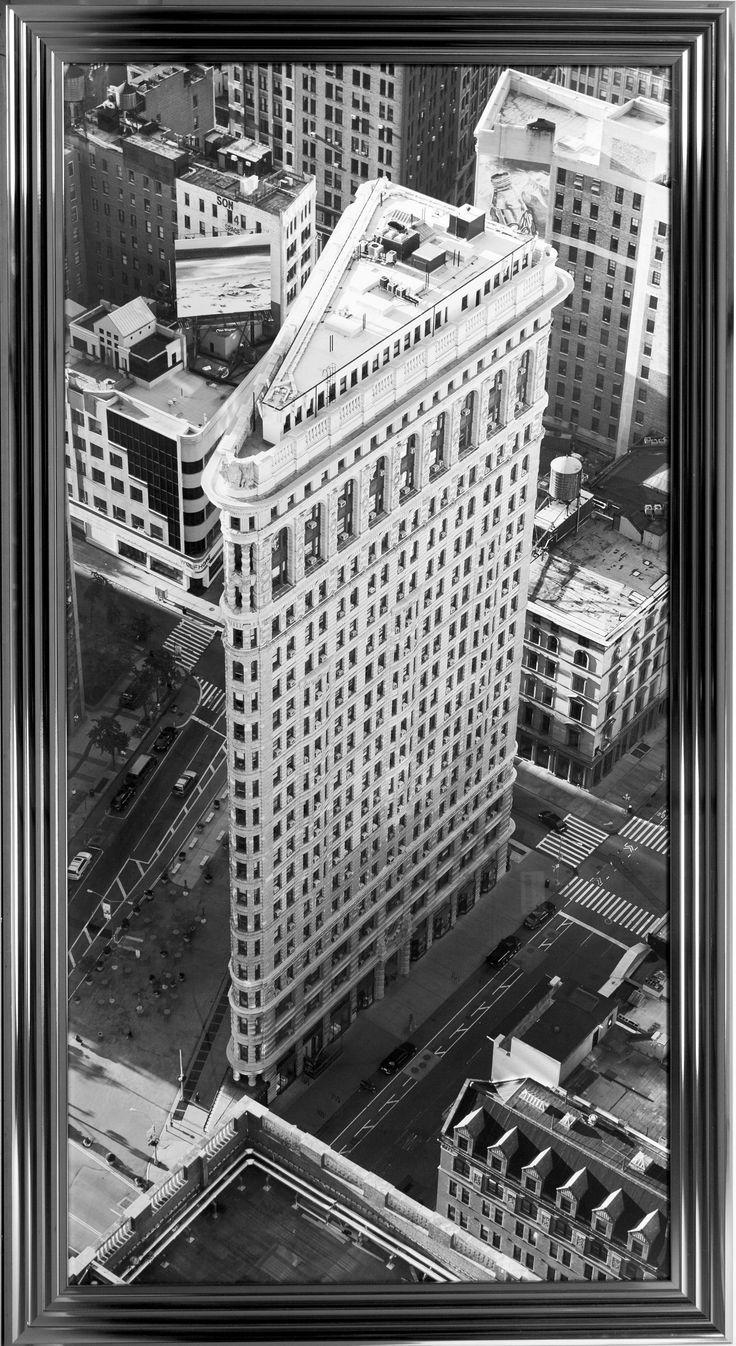 Schilderij Flatiron Building | Rofra Home