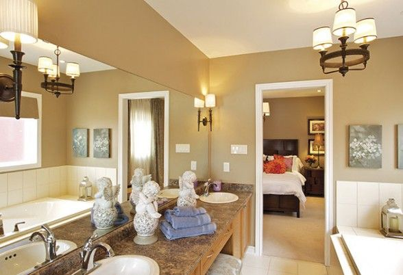 luxurious ensuite off the master bedroom geranium homes
