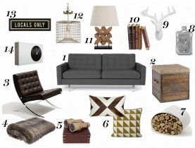 The 25 Best Masculine Living Rooms Ideas On Pinterest