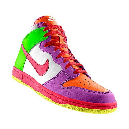 NIKEiD - Nike Dunk High