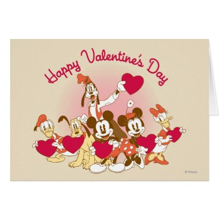 Happy Valentine's Day Card - tap, personalize, buy right now!