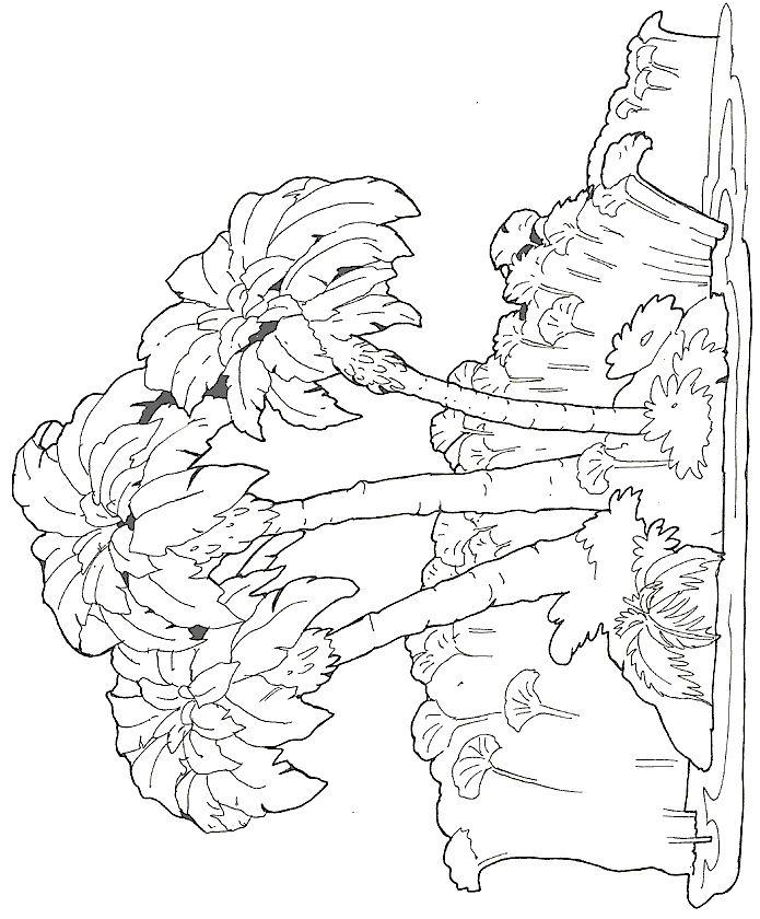 Dorable Jan Brett Para Colorear Elaboración - Páginas Para Colorear ...