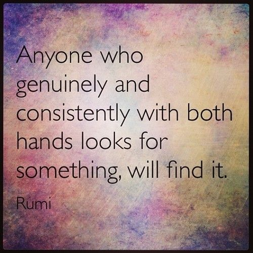 14 Rumi Quotes That Will Motivate You To Follow Your Dreams. laws of attraction. quotes. wisdom. advice. life lessons.