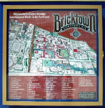 Bricktown Oklahoma City - the Entertaiment District of Downtown OKC