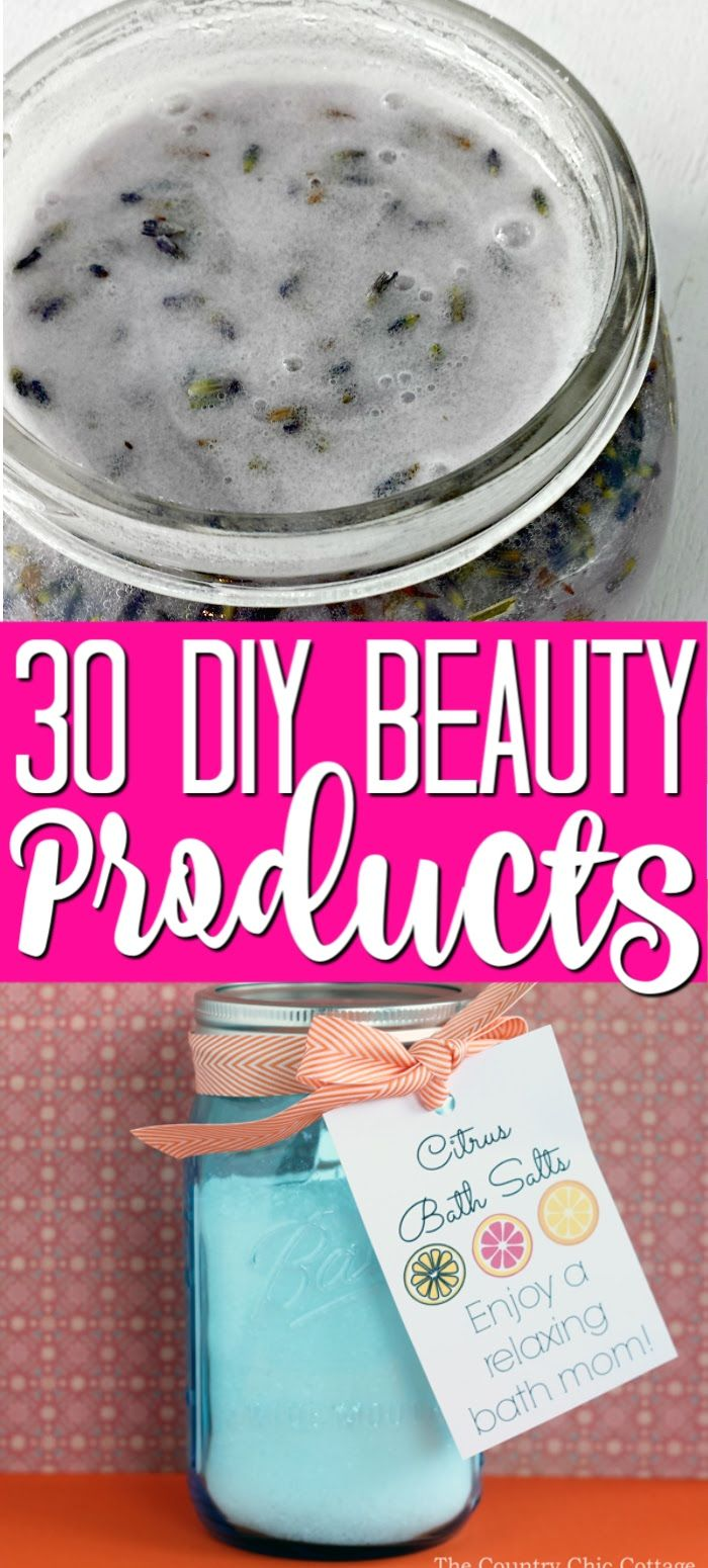 Handmade Beauty Products You Can Make In 2020 Handmade Beauty Products Diy Skin Care Recipes Diy Bath Products