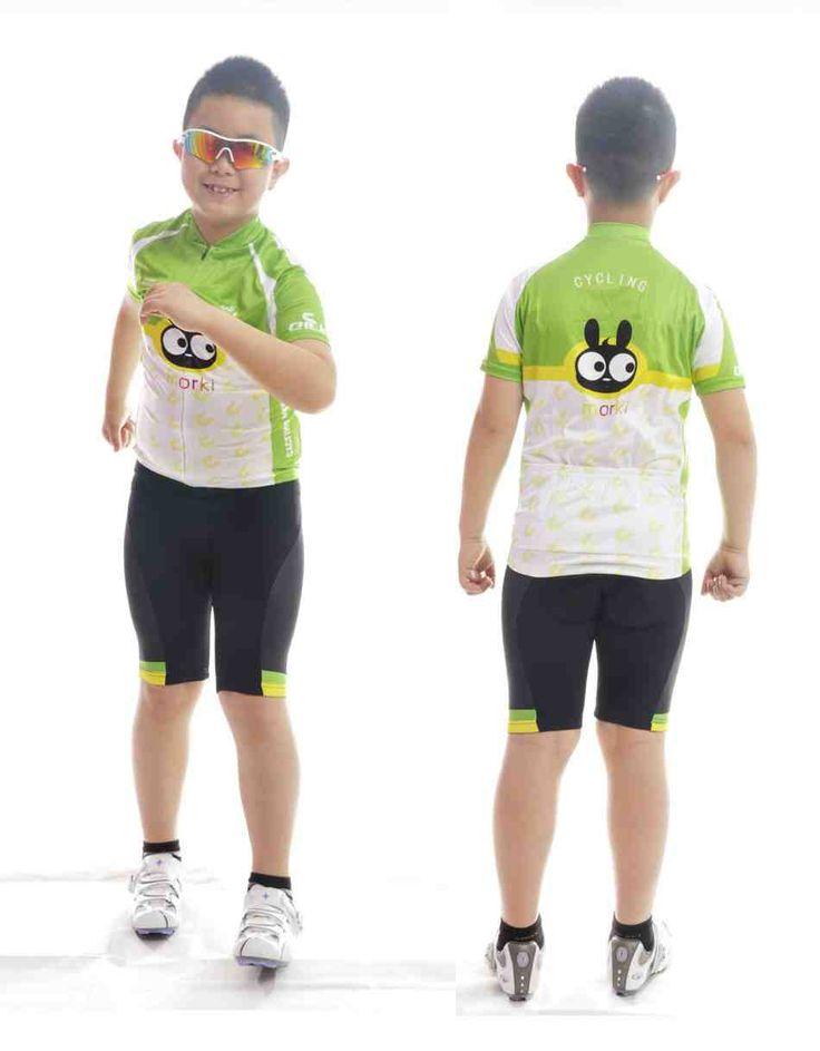 Kids Cycling Clothing