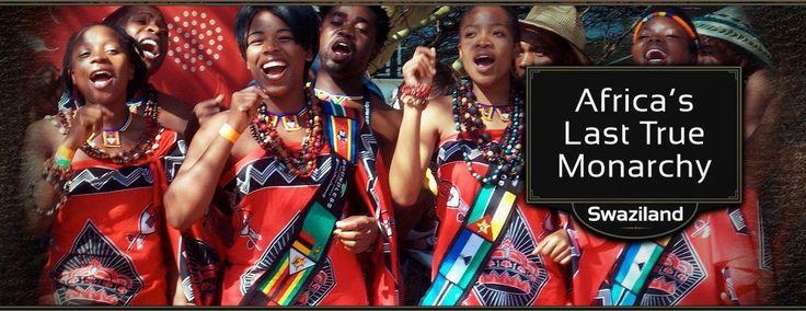 Swaziland, Africa's last true Monachy