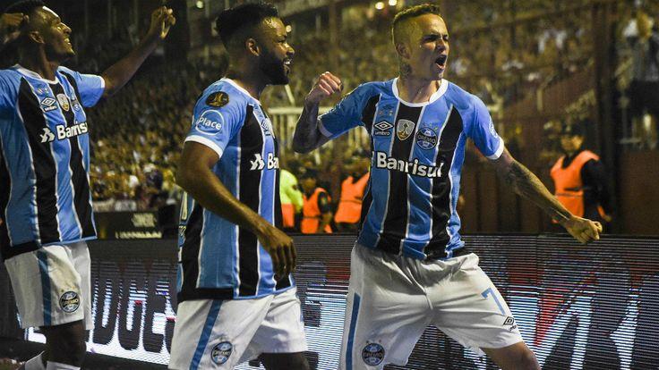 Gremio se impone a Lanús con un buen Luan y gana la Copa Libertadores 2017 | Marca.com http://www.marca.com/futbol/copa-libertadores/2017/11/30/5a1f5f7b268e3ea4618b466a.html