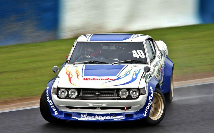 Toyota RA28 rally car