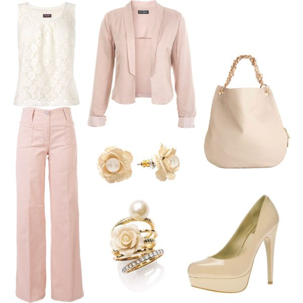 Pink Office Wear <3