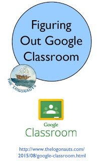 Figuring Out Google Classroom | The LogonautsUse #GoogleClassroom to simplify digital assignments with students. #GAFE