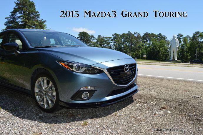 2015 Mazda3 5 door Grand Touring #DriveMazda @driveshopusa @mazda