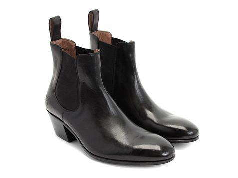 Fluevog Cairo Chelsea Boot Black