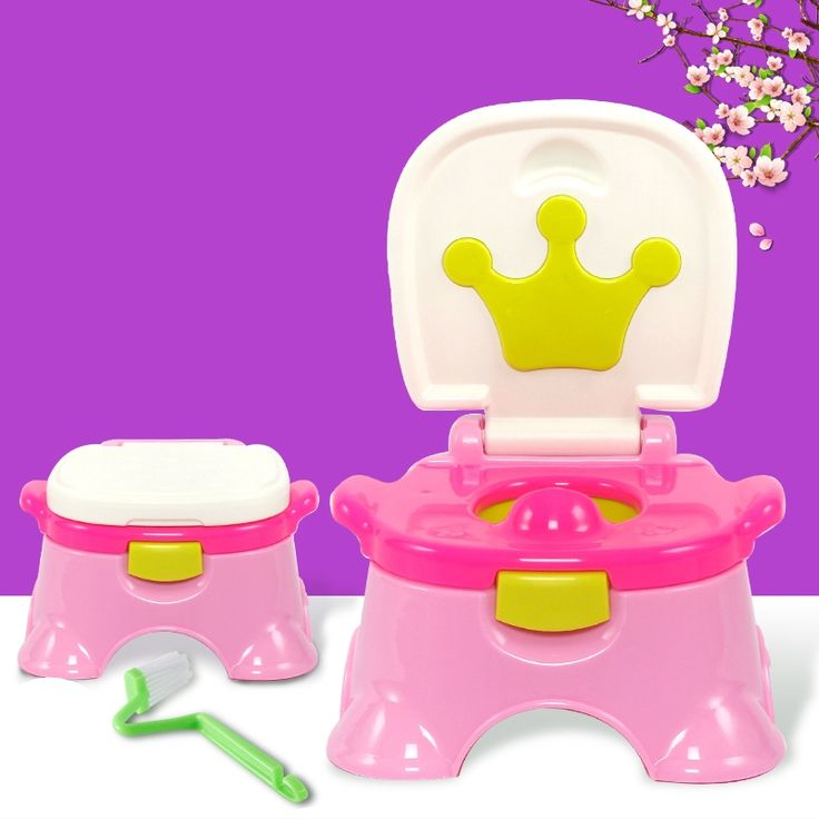 (34.21$)  Buy here - http://aiktg.worlditems.win/all/product.php?id=32717416924 - Hot Selling Children Baby Toilet Girls Boys Baby Urinal Toilet Children Traing Toilet Seat Baby Potty Stool Seat Gift Brush C01