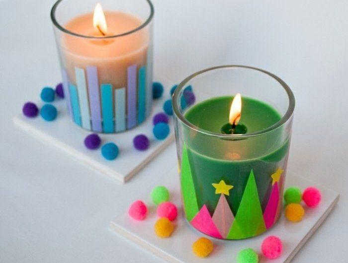 les 17 meilleures id es de la cat gorie bougies d cor es sur pinterest d coration bougies. Black Bedroom Furniture Sets. Home Design Ideas