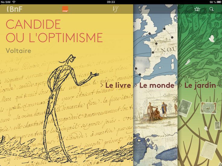 Silver Award for Voltaire – Candide – l'édition enrichie by bread and butter sa (2013)