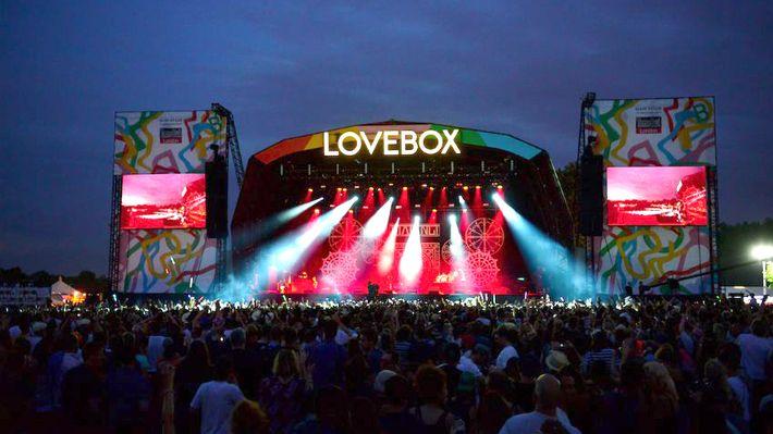 Lovebox 2015 line-up