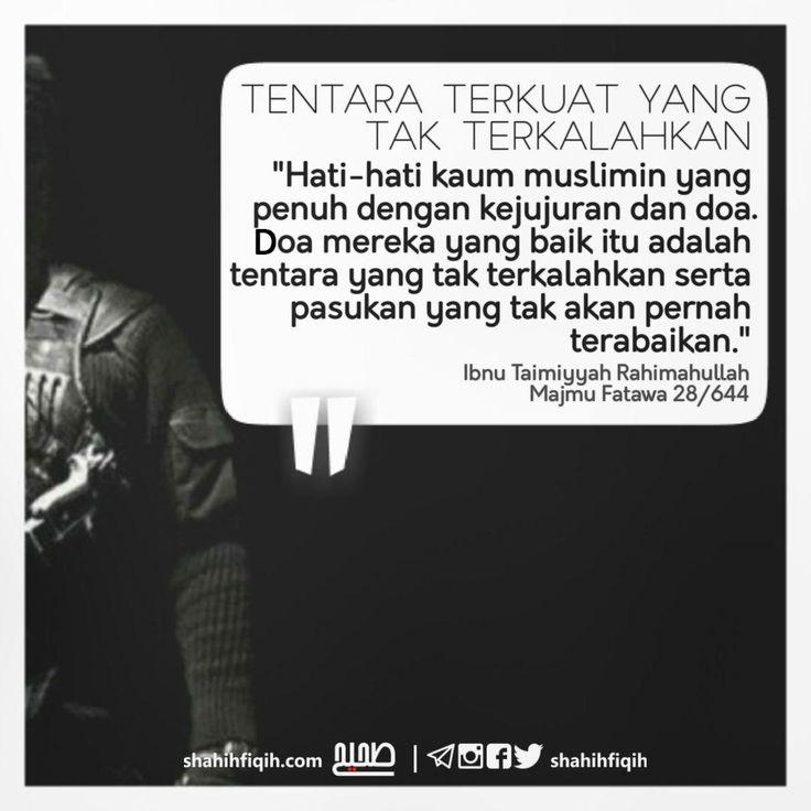 Follow @NasihatSahabatCom http://nasihatsahabat.com #nasihatsahabat #mutiarasunnah #motivasiIslami #petuahulama #hadist #hadis #nasihatulama #fatwaulama #akhlak #akhlaq #sunnah  #aqidah #akidah #salafiyah #Muslimah #adabIslami #DakwahSalaf # #ManhajSalaf #Alhaq #Kajiansalaf  #dakwahsunnah #Islam #ahlussunnah  #sunnah #tauhid #dakwahtauhid #Alquran #kajiansunnah #salafy #tentarakuattidakterkalahkan #kejujurandandoa, #doaadalahsenjatakaummuslimin, #kekuatandoa…