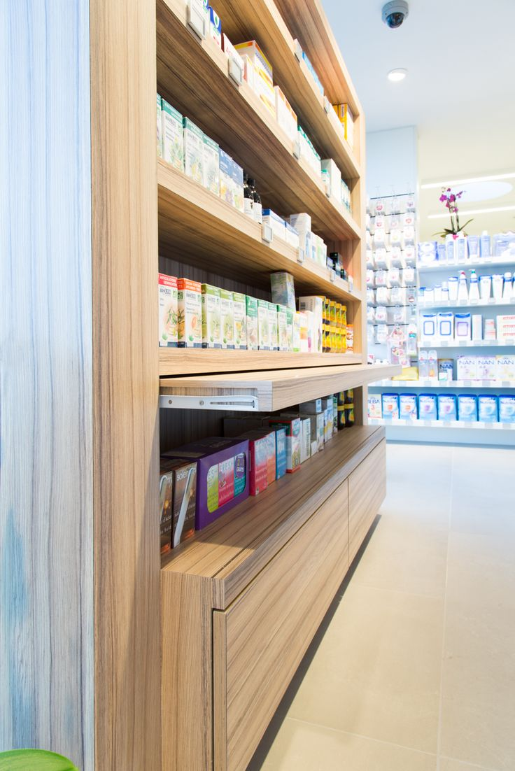 apotheek - pharmacy - inrichting - design - Schevenels Projects Interieurs - Arspharma - maatwerk