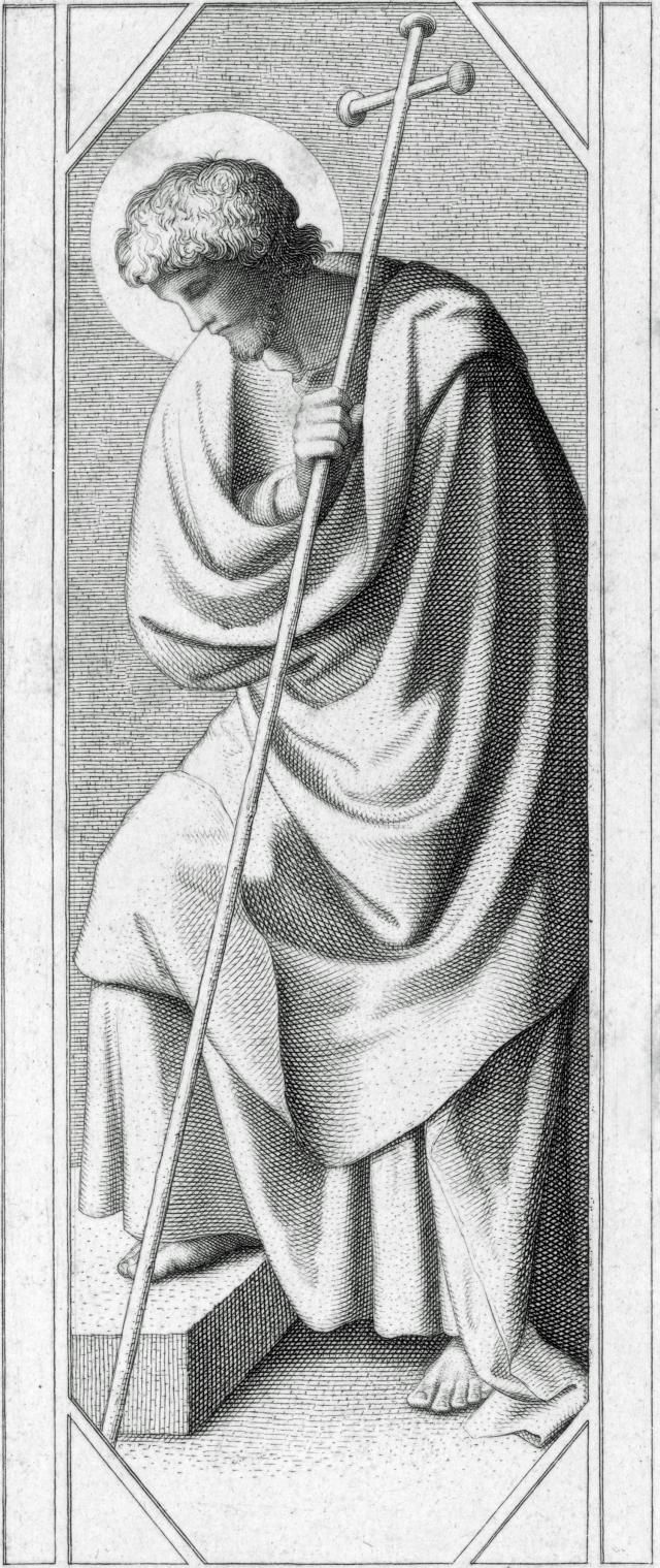 Meet Philip the Apostle, Seeker of the Messiah: Engraving of the Apostle Philip.