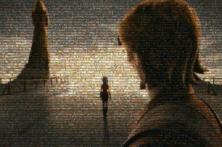 This photo was created from all 121 episodes & film from star wars the clone wars, COOL !!!