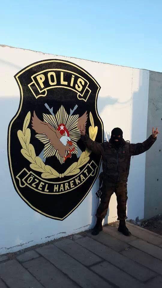 POLİS ÖZEL HAREKAT CANSINIZ