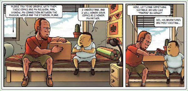 Comics: South African Roundup #2: Joe Daly #comics #graphicnovels #art