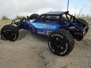 Kyosho Ultima DB Electric Powered