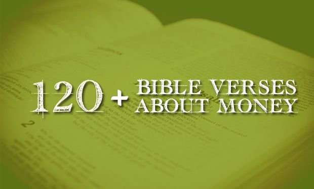 Bible Verses About Money: What Does The Bible Have To Say About Our Financial Lives?