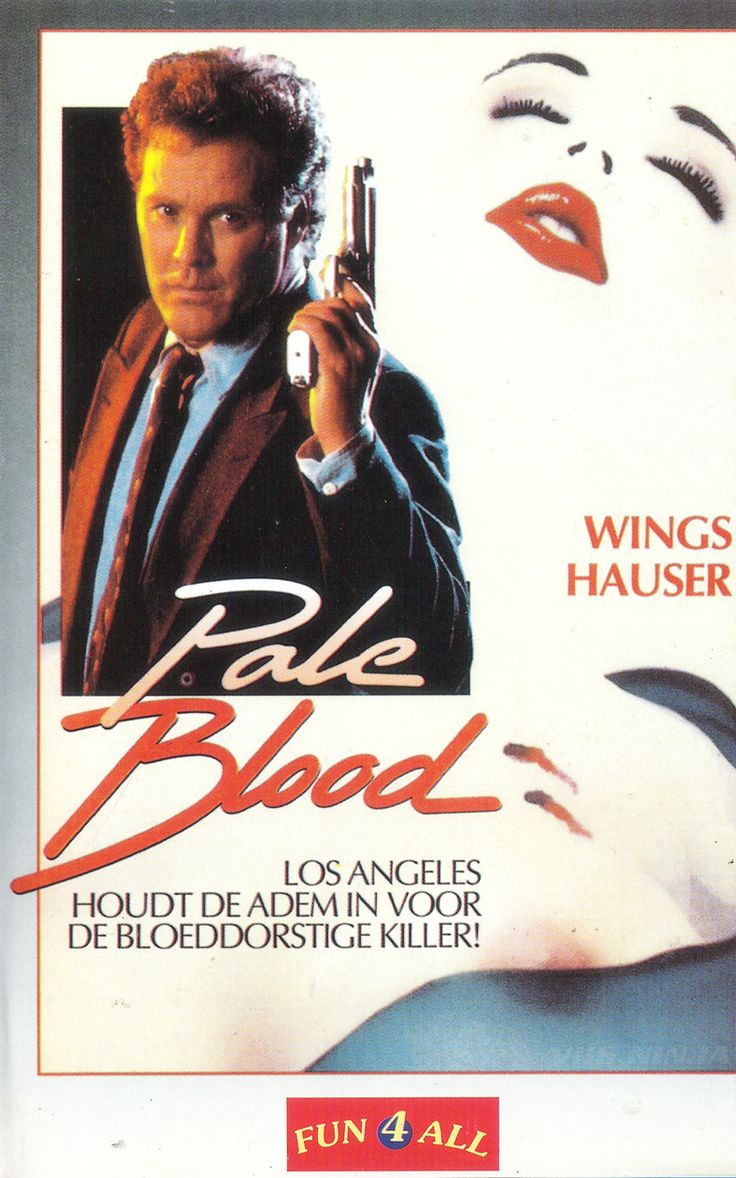 Nostalgie - Wings Hauser in Pale Blood with George Chakiris and Pamela Ludwig (US production, 1990), as seen on some PAL Dutch (EU) VHS by Fun 4 All #afbeeldingen #indie #arthouse #filmfest #kunst #Zentropa #elokuvat #Trier #Melancholia #video #exploitation #Nostalgie #EU27 #kunst #Pamplona #todocoleccion #terror #Sims2 #AgentOrange #vampyyrit #Genda #Nicolai #Iwakawa #death #metal #Brexit #Trump #Branson #Virgin #Charlotte #Gainsbourg #Winona #Ryder #Nissan #200SX #Renault #Laguna…