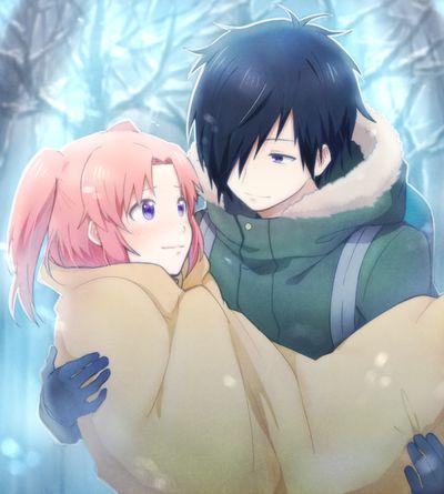 Engaged to the Unidentified, (Hakuya + Kobeni) Winter