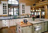 Kitchen 1 - French Country - Kitchen - Images by Daystar Design Lab | Wayfair