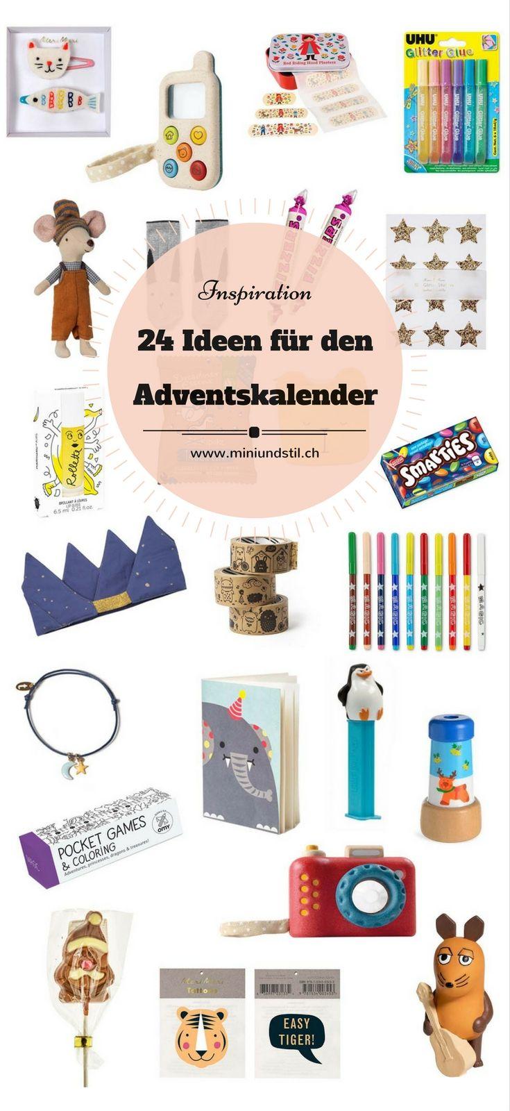 24 geschenkideen f r den adventskalender blog mini stil pinterest advent xmas und. Black Bedroom Furniture Sets. Home Design Ideas