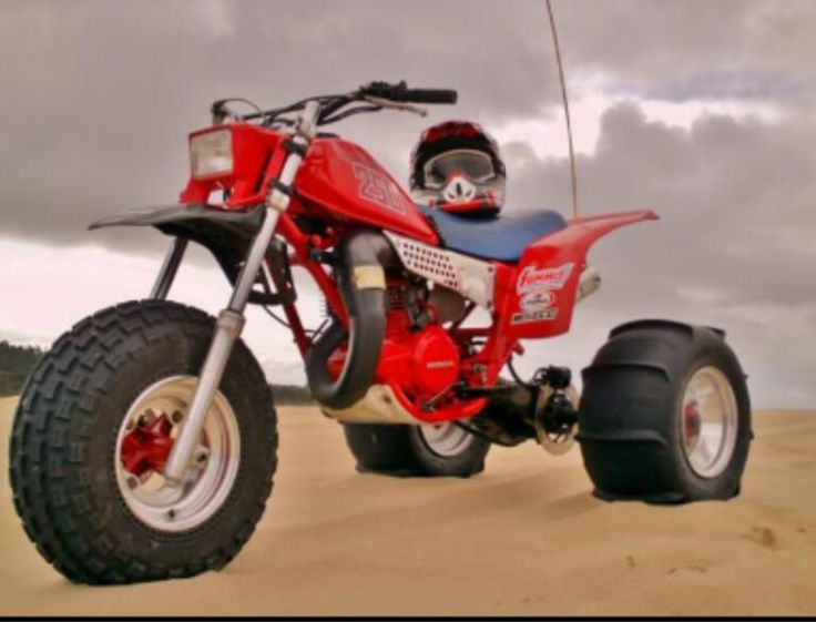 82 Atc 250r Sand Toys Pinterest Atv Honda And Street Bikes