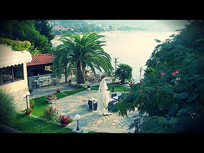 Hotel Villa Romantica @ Palio Village, Kavala Greece