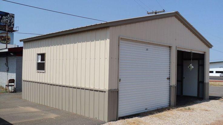 Metal Garages North Carolina | Metal Garage Prices | Steel Garage Prices | NC
