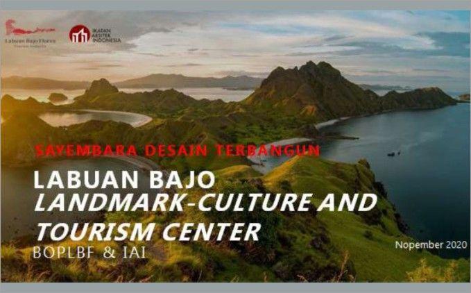 Sayembara Arsitektur November 2020 Desain Landmark Labuan Bajo Di 2020 Labuan Arsitektur Ekonomi Kreatif