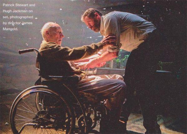 Logan: Wolverine ayuda a Charles Xavier en la nueva imagen de su tercera película en solitario   El Americano