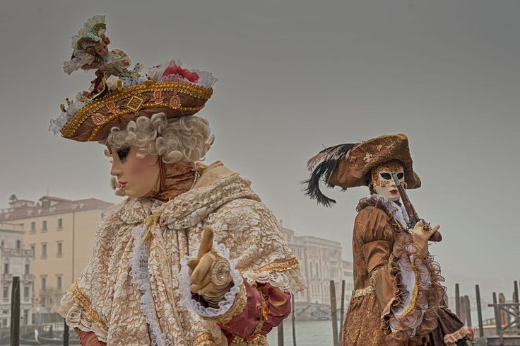 """ Carnaval a Venise "" by Paul Hotto on 500px"