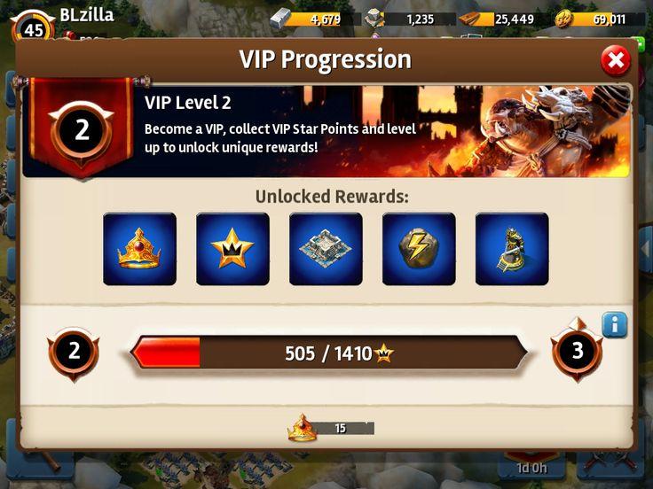 Siegefall | Tycoon Phase | VIP Progress | UI HUD User Interface Game Art GUI iOS Apps Games | Gameloft | www.girlvsgui.com