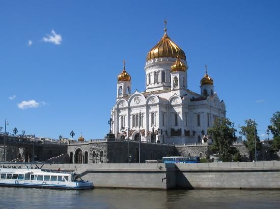 Cathedral of Christ the Redeemer, Moscow